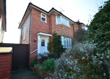 Thumbnail 2 bed detached house for sale in Orchard Hill, Exeter