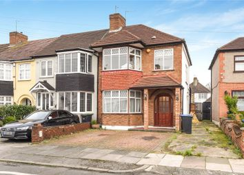 Thumbnail 3 bed end terrace house for sale in New Park Avenue, Palmers Green