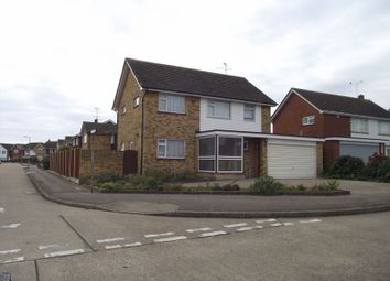 Thumbnail 4 bedroom detached house to rent in Fortescue Chase, Southend-On-Sea