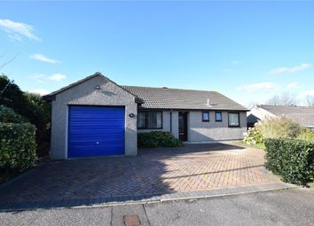 Thumbnail 4 bed detached bungalow for sale in Meadow Drive, Camborne, Cornwall