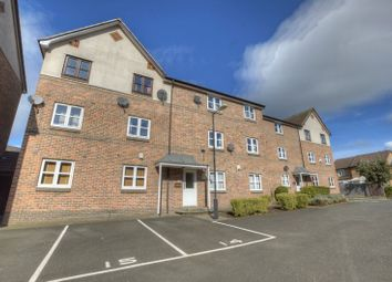 Thumbnail 2 bed flat for sale in Benwell Village Mews, Benwell, Newcastle Upon Tyne