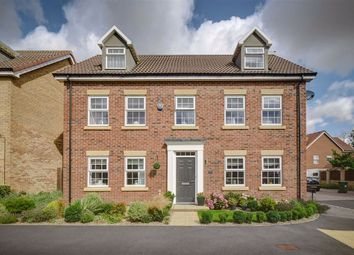 Thumbnail 5 bed detached house for sale in Medforth Street, Market Weighton, York