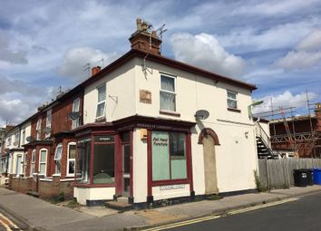 Thumbnail 1 bed flat for sale in Flat At 58, Norwich Road, Lowestoft, Norfolk