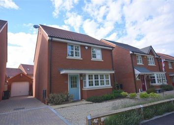 Thumbnail 4 bed detached house for sale in Hixon Walk Kingsway, Quedgeley, Gloucester