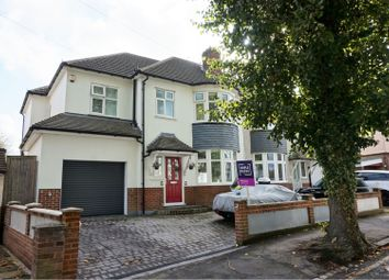 4 bed semi-detached house for sale in Holligrave Road, Bromley BR1