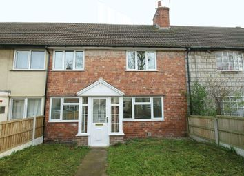 Thumbnail 3 bed terraced house to rent in First Avenue, Rainworth, Mansfield