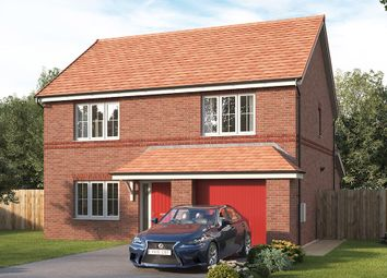"""Thumbnail 4 bed detached house for sale in """"The Oakbrook """" at Wellfield Road North, Wingate"""