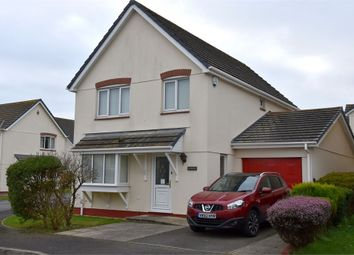 Thumbnail 4 bed detached house for sale in Sandy Hill, St Austell, Cornwall