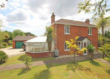 Thumbnail 3 bed detached house for sale in Sway Road, Tiptoe, Lymington