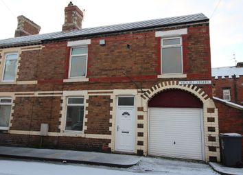 Thumbnail Terraced house to rent in Vickers Street, Bishop Auckland