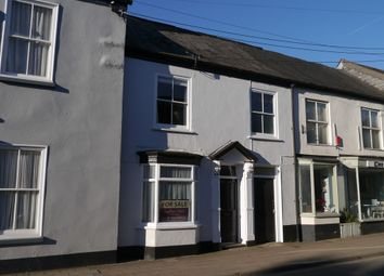 Thumbnail 3 bed town house for sale in South Street, South Molton, Devon