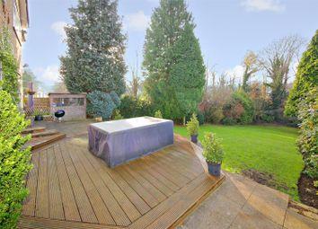 Thumbnail 4 bed detached house for sale in Hawthorne Road, Radlett