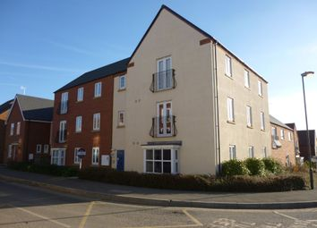 Thumbnail 2 bed flat to rent in Westminster Drive, Church Gresley, Swad.