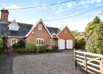 Thumbnail 4 bed semi-detached house for sale in Cricket Hill, Finchampstead, Wokingham