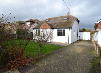 Thumbnail 3 bed detached bungalow for sale in Longtye Drive, Chestfield, Whitstable