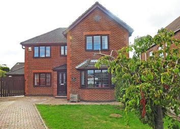 Thumbnail 4 bedroom detached house to rent in Rise Close, Long Riston