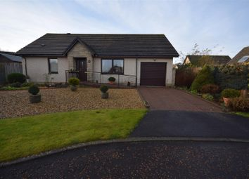 Thumbnail 3 bed detached bungalow for sale in Innerleithen Way, Perth