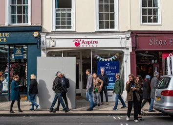 Thumbnail Retail premises to let in 21, High Street, Oxford