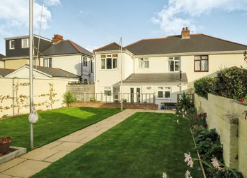 Thumbnail 4 bed semi-detached house for sale in Dean Park Road, Plymstock, Plymouth