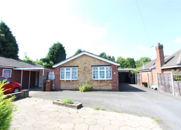 Thumbnail 3 bed detached bungalow for sale in Stoke Road, Hinckley