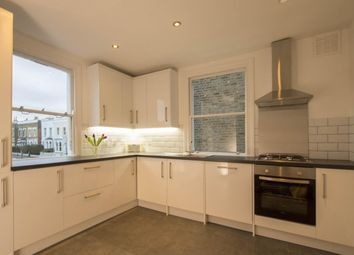 Thumbnail 3 bed flat to rent in Hayter Road, London
