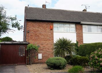 Thumbnail 3 bed semi-detached house for sale in Dunn Road, Peterlee