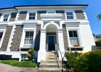 Thumbnail 1 bed flat for sale in Belmont, Brighton