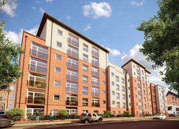 Thumbnail 2 bedroom flat for sale in Aria Apartments, Chatham Street, Leicester