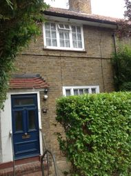 Thumbnail 2 bed terraced house to rent in Huntingfield Road Putney, London, London