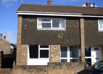Thumbnail 2 bed semi-detached house for sale in Oakdene, Cinderford