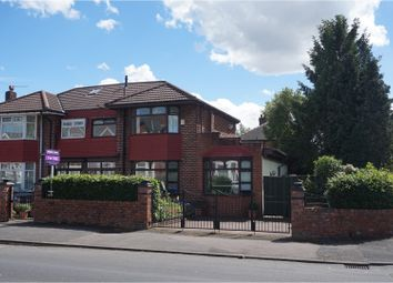 Thumbnail 3 bed semi-detached house for sale in Nuthurst Road, New Moston