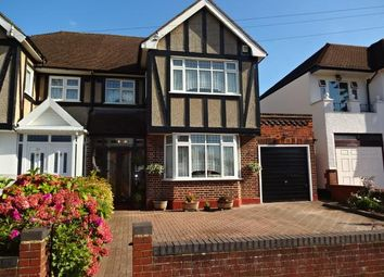 Thumbnail 4 bed semi-detached house for sale in Craneswater Park, Southall