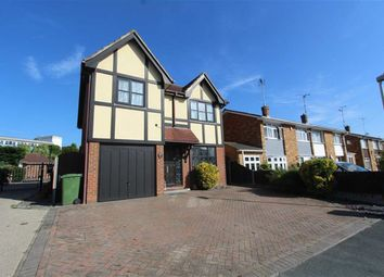 Thumbnail 4 bed detached house for sale in Beauchamps Drive, Wickford, Essex
