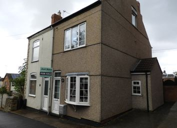Thumbnail 3 bed semi-detached house for sale in Central Drive, Shirebrook, Nottinghamshire