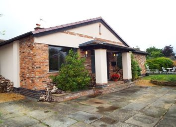 Thumbnail 4 bed detached bungalow to rent in Grasmere Road, Alderley Edge