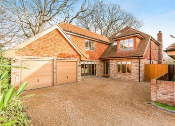 Thumbnail 5 bed detached house for sale in Petteridge Lane, Matfield, Tonbridge