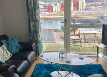 Thumbnail 2 bed flat to rent in Marina Villas, Swansea