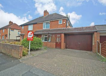 Thumbnail 3 bed semi-detached house for sale in Churchfields Close, Bromsgrove