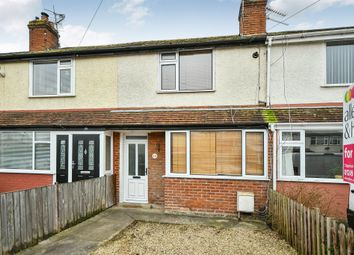 Thumbnail 2 bed terraced house for sale in Warwick Crescent, Melksham