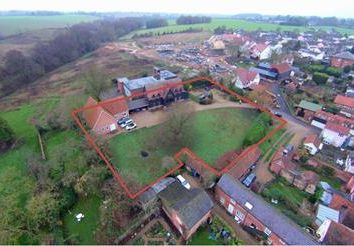 Thumbnail Land for sale in Cygnet Court, Swan Street, Boxford, Suffolk