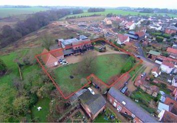 Thumbnail Land for sale in Cygnet Court, Swan Street, Boxford, Suffolk