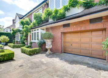 Thumbnail 5 bed detached house to rent in Shottfield Avenue, London