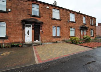 Thumbnail 1 bed flat for sale in East Donnington Street, Darvel, East Ayrshire