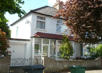 Thumbnail 3 bedroom semi-detached house for sale in Norbury Road, London