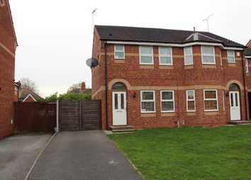 Thumbnail Semi-detached house to rent in 2 Peter Ellson Close, Crewe, Cheshire