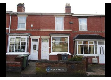 Thumbnail 2 bed terraced house to rent in Westbourne Road, Wolverhampton