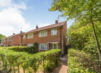 Thumbnail 3 bed semi-detached house for sale in Howlands, Welwyn Garden City