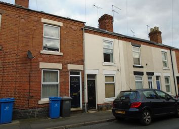 Thumbnail 2 bed terraced house to rent in Radbourne Street, Derby
