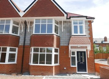 Thumbnail 4 bed semi-detached house for sale in Augusta Road, Moseley