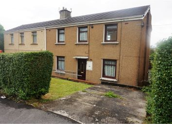 Thumbnail 3 bed semi-detached house for sale in Brynmelyn Avenue, Llanelli